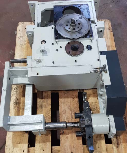 refurbished gear - auto tool changer