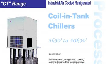 CT Coil in Tank Chillers